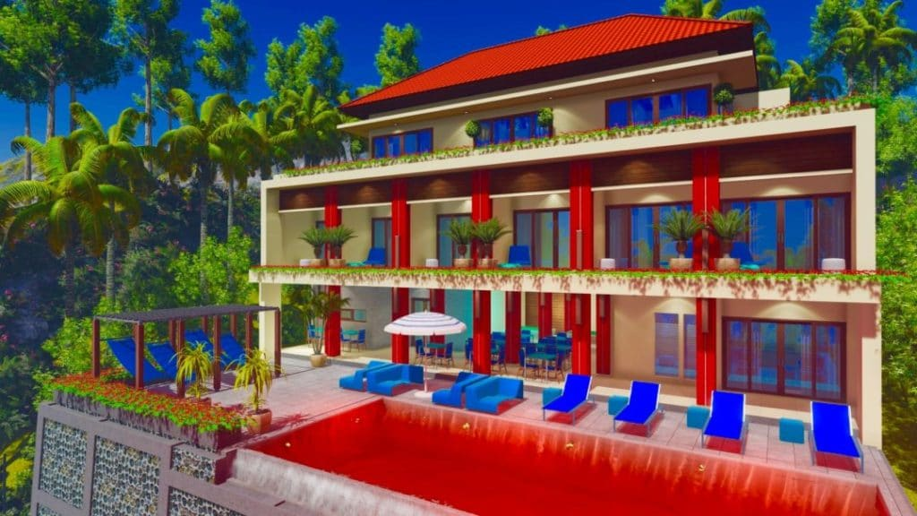 Aahh Bali Bistro & Boutique Hotel Investment Opportunity